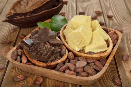 Масло какао: свойства и применение, польза и вред