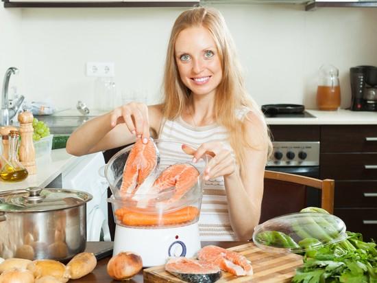 Паровая диета для похудения: меню, отзывы