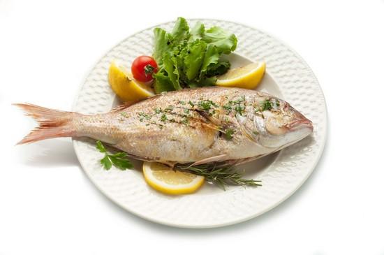 рыбная диета дала желаемый результат