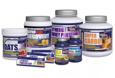 Спортивное питание для набора мышечной массы: спортпиты