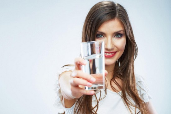 Талая вода в домашних условиях