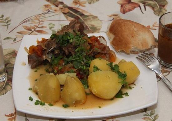 хашлама из баранины по-армянски рецепт с фото