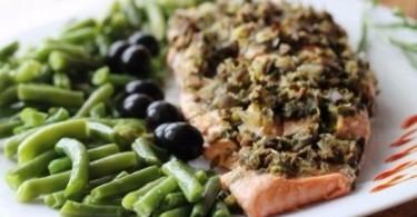 Лосось на пару с брокколи и тимьяном: пошаговые рецепты с фото - ингредиенты, состав