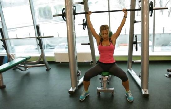результативными упражнениями для плечевого пояса являются жимы