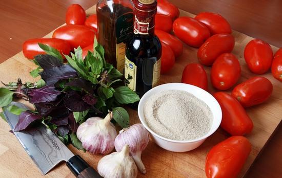 Как приготовить вяленые помидоры в домашних условиях?