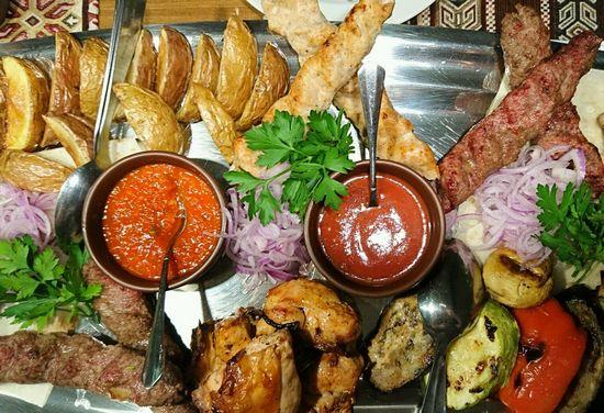 Блюда армянской кухни