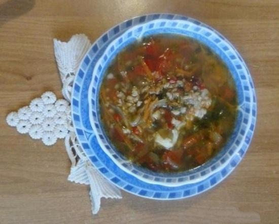 Армянские блюда из баранины