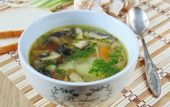 Куриный суп — 92 рецепта с фото пошагово. Как приготовить ...
