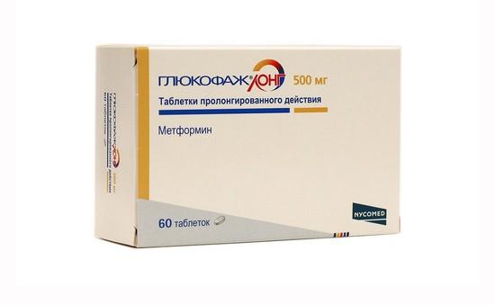 «Глюкофаж» для похудения