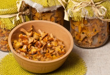 Как мариновать лисички: рецепты приготовления на зиму с фото