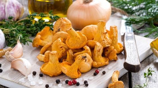 Вариант маринования грибов без уксуса
