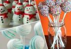 Кейк-попсы: оригинальные рецепты для детей с фото пошагово