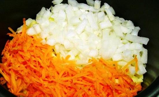 Картофелины, луковицы