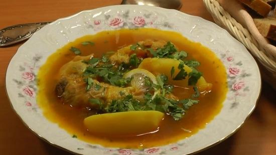 Бозартма из курицы по-азербайджански