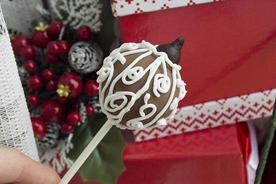 «кейк-попс» означает пирожное на палочке