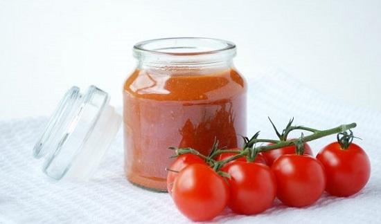 кетчуп из томатного сока в домашних условиях