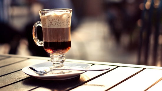 кофе по ирландскому