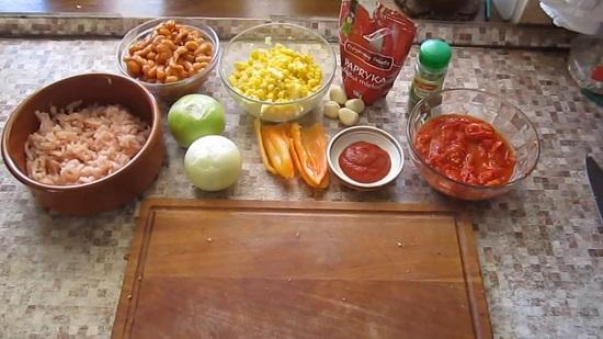 все для мексиканского супа