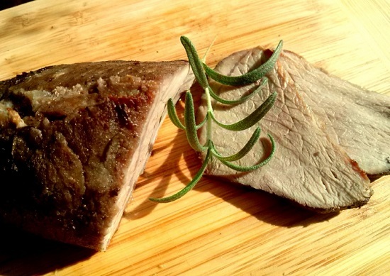Ростбиф из говядины: рецепт с фото