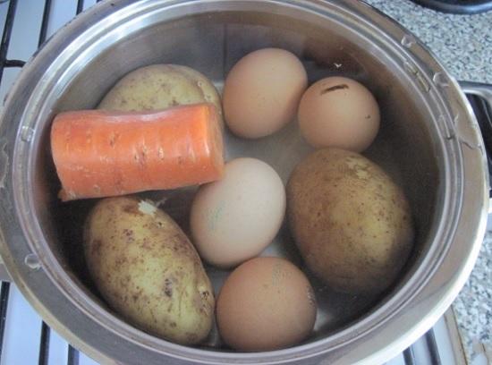Картофелины