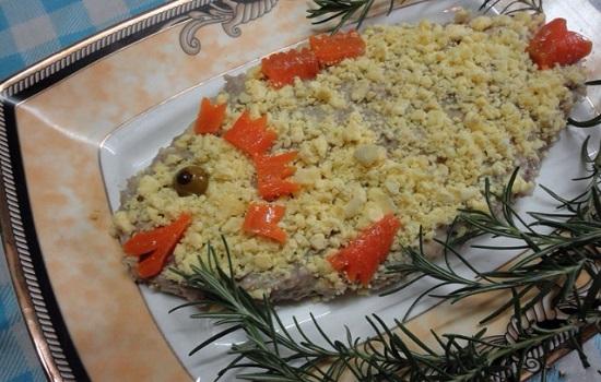 Еврейская пикантная закуска