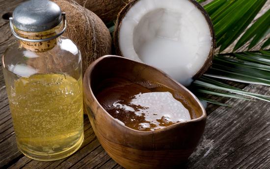 Применение кокосового масла в косметологии