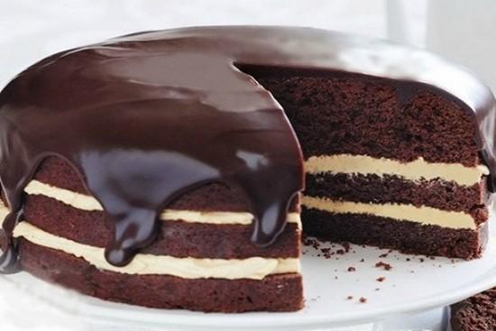 на десерт – «Негр в пене»