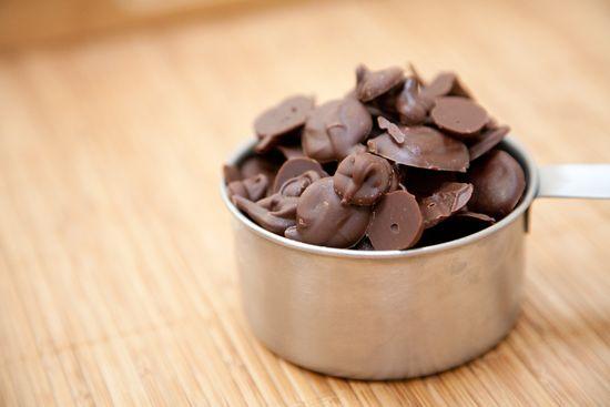 Шоколадные конфеты своими руками с молоком