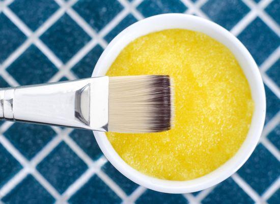 Ретиноевый желтый пилинг