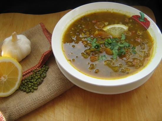 Чечевичный суп с курицей: рецепты