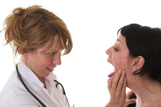 Лечение от белого налета на языке