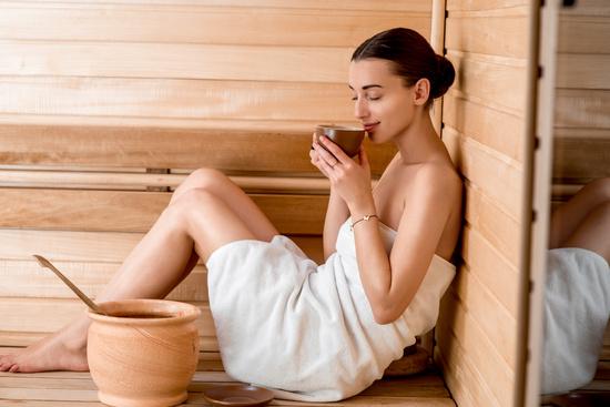 Как очистить лицо в сауне: рецепты