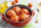 Фрикадельки с подливкой: простые рецепты с пошаговыми фото