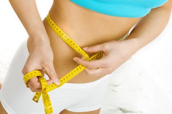 Выведение жидкости и есть похудение