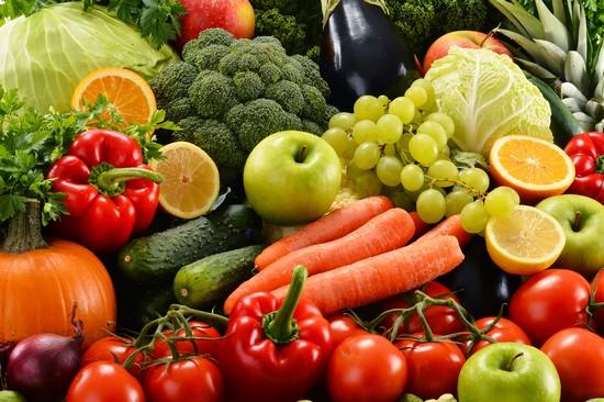 Фруктово-овощной микс
