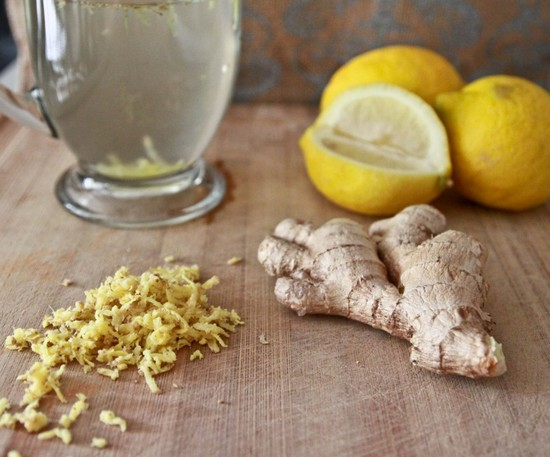 Кроме лимонной воды, для похудения