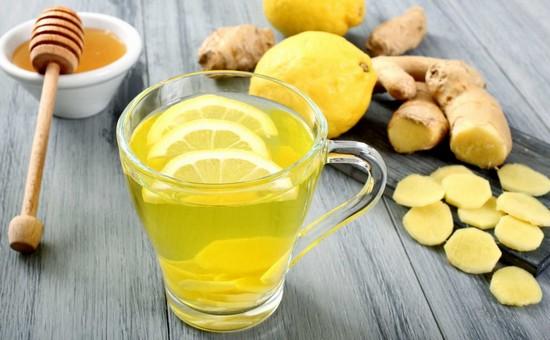 Рецепт смеси из имбиря меда и лимона рецепт