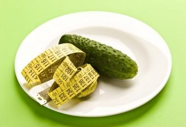 Огуречная диета: отзывы худеющих и меню на 7 дней