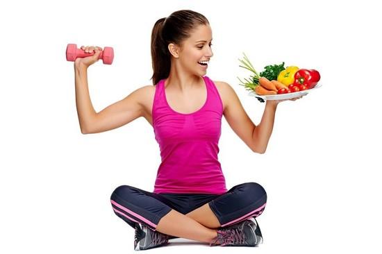 Принципы овощного похудения