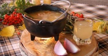 Шулюм из баранины дома и на костре: рецепты приготовления