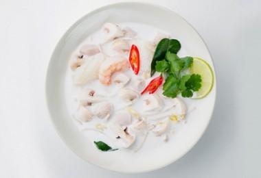 Суп «Том Кха»: рецепт в домашних условиях