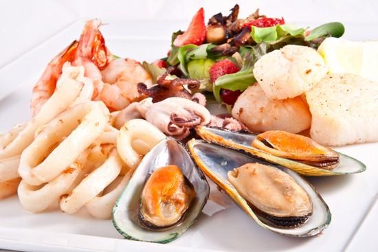 Рецепт «Морского коктейля»