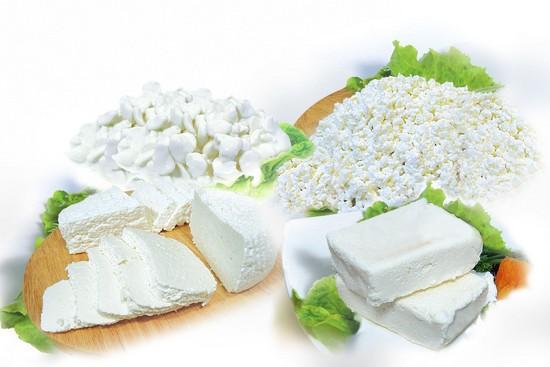 Творог обезжиренный: калорийность со сметаной