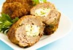 Зразы мясные с яйцом: рецепты с фото