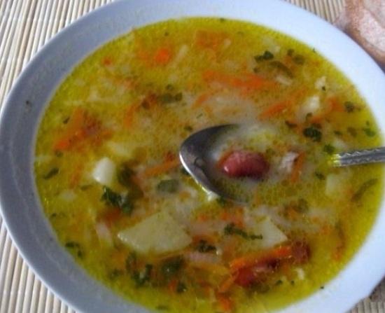 Суп крестьянский: рецепт с фото