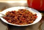 Чили кон карне: рецепт классический и от Джейми Оливера