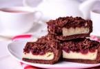 Пирог с творожной начинкой: простые пошаговые рецепты с фото