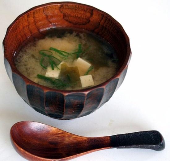 Легкий суп для любителей здорового питания