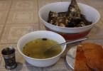 Уха из щуки в домашних условиях с пшеном: рецепты