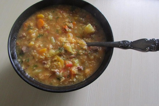 Как приготовить чечевичный суп по-турецки